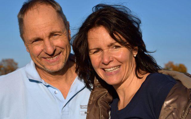 Ulrike und Bernhard Kempter